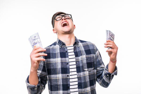 adult-man-is-surprised-to-win-lot-of-money-in-lottery